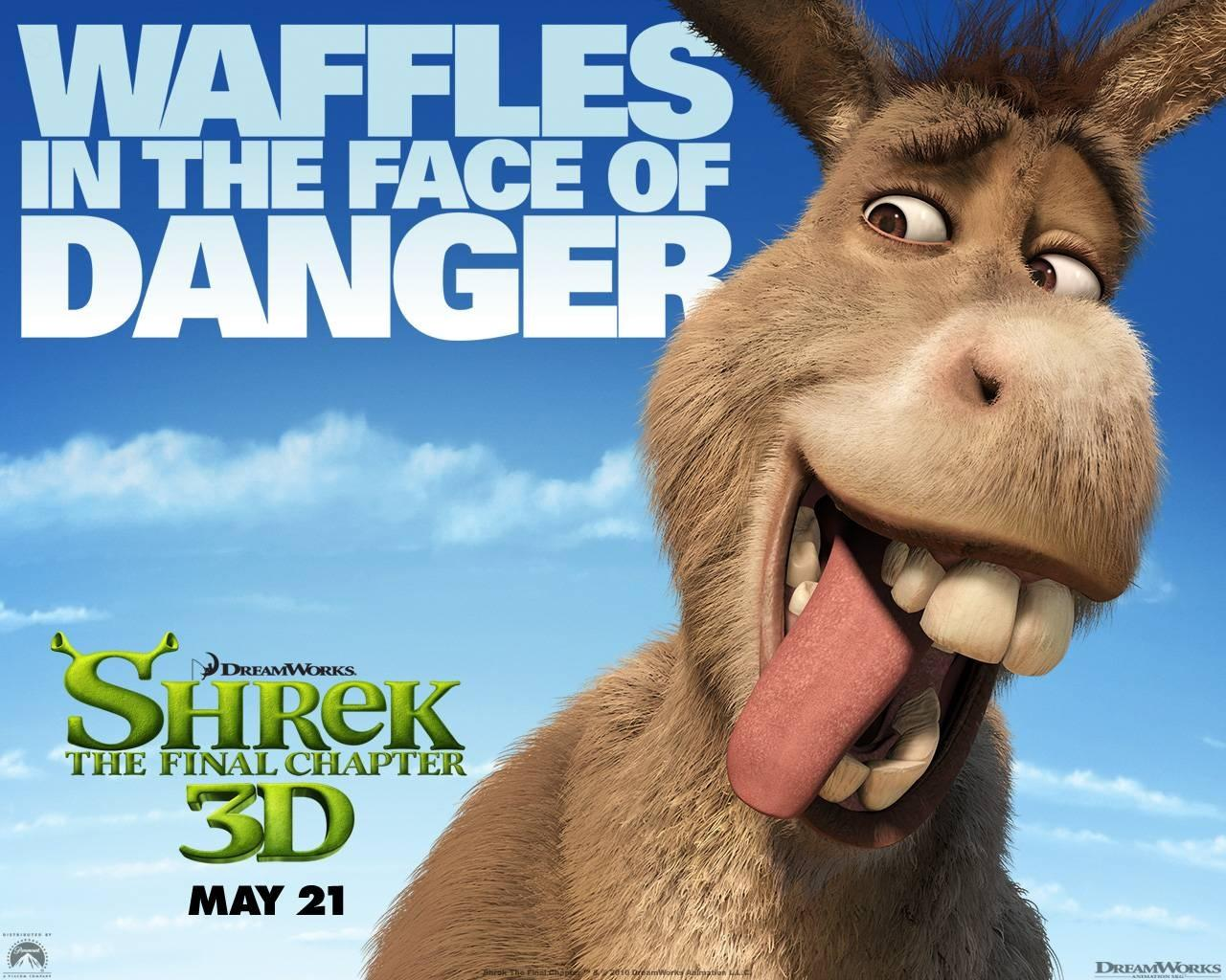 shrek forever after donkey wallpaper normal 941558621