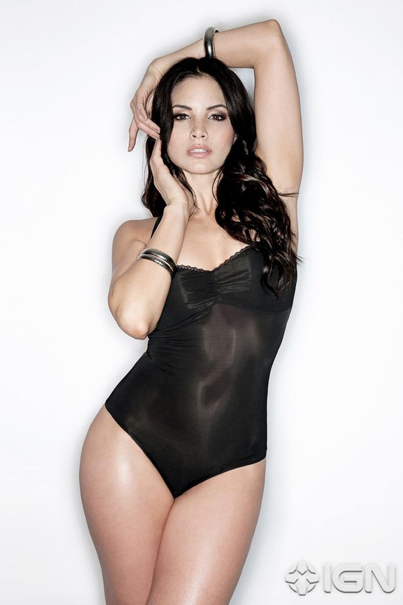 Katrina Law Ign Photoshoot