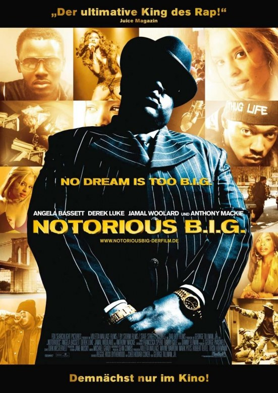 The Notorious BIG - Pelicula Official - (2009) - Identi